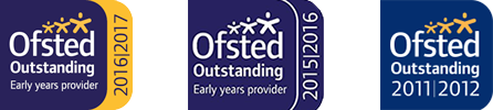 OFSTED Approved Nursery Logo